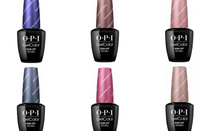 Nouvelle collection Gel Color Iceland by OPI