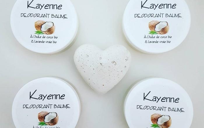 Déodorant Baume by Kayenne