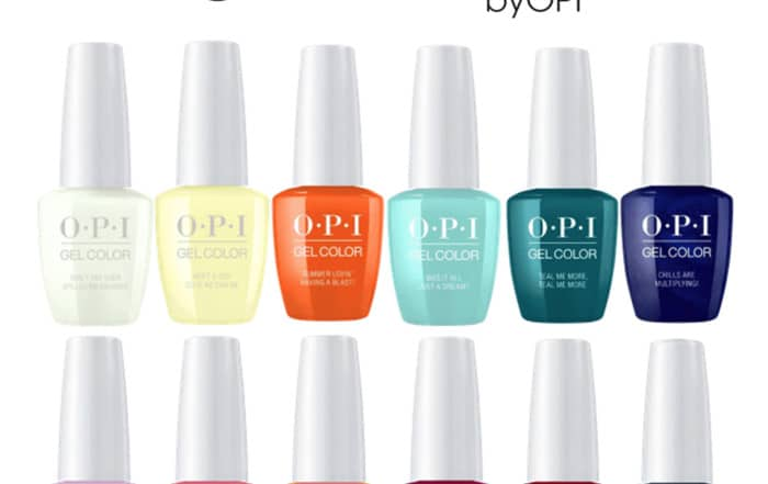Nouvelle collection Gel Color Grease by OPI